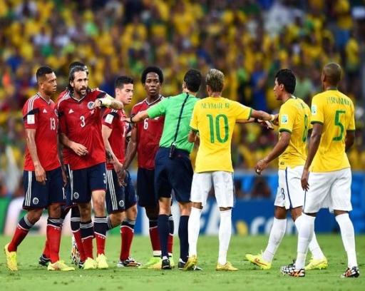Brazil-Colombia