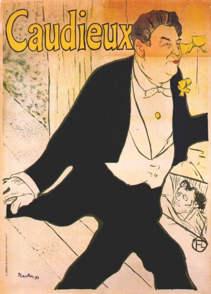 Lautrec_caudieux_(poster)_1893