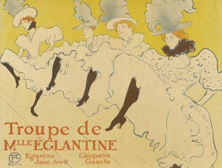 Lautrec_la_troupe_de_mlle_eglantine_(poster)_1895-6